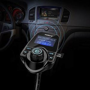 Nulaxy Wireless In-car Bluetooth Fm Transmitter !