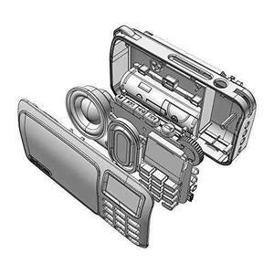 Rolton W405 Portable Mini Fm Radio Speaker Music !