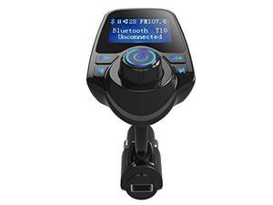 Solidpin Bluetooth Car Kit Wireless Fm Transmitter !