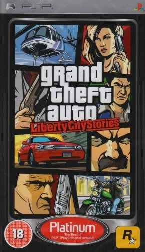 Sony Grand Theft Auto Liberty City Historias Platinum Editi
