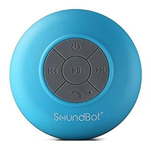 Soundbot Sb510 Hd Water Resistant Bluetooth 3.0 !