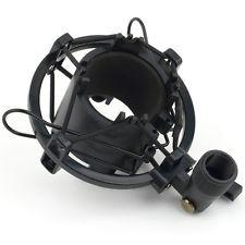 Suspension Elástica Araña Para Micrófono Condensador