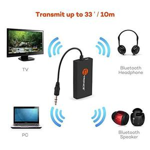 Taotronics Wireless Portable Bluetooth Transmitter !