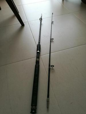 Vara. Pesca