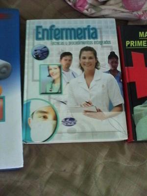 Libros de Enfermeria