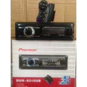Reproductor Pioneer Usb Sd Mp3 Aux Wma Radio Bluetooth