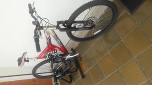 BICICLETA EN ALUMINIO MARCA MONGOOSE Xr100