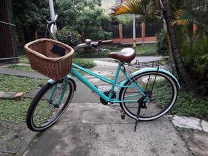 Bicicleta paletera