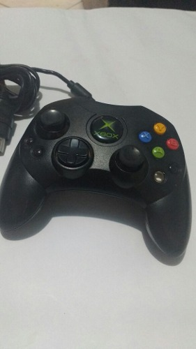 Control Original De Xbox Clasico