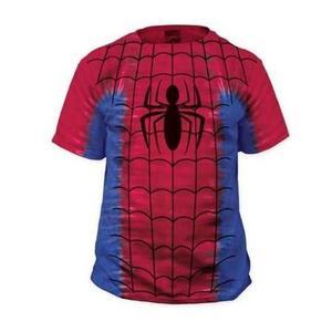 Franela Impact Spider-man Para Hombre Envío Gratis