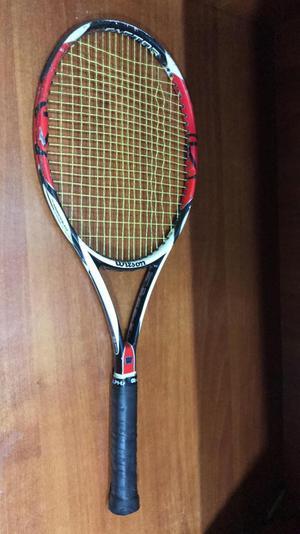 Raqueta Wilson K Factor Tennis