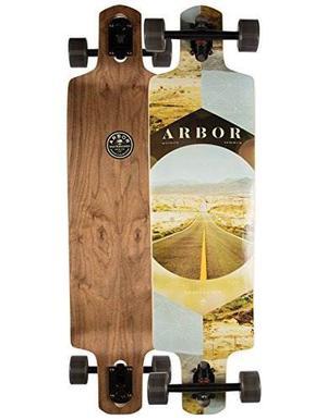 Skateboard Arbor Dropcruiser Foto Patín, Multi
