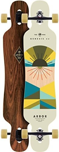 Skateboard Arbor Génesis Premium  Completa