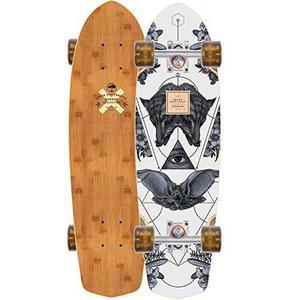 Skateboard Arbor Pocket Rocket  Bambú Completa