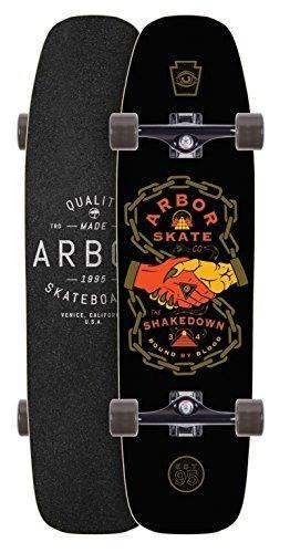 Skateboard Arbor Prueba Completa Patineta, 34