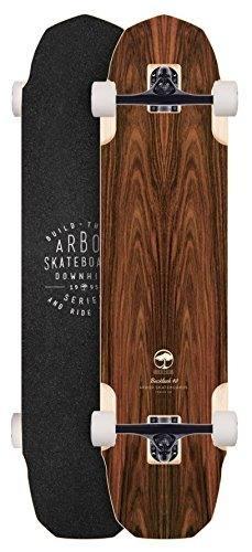 Skateboard Arbor Reacción Completa Tablero Del Patín,