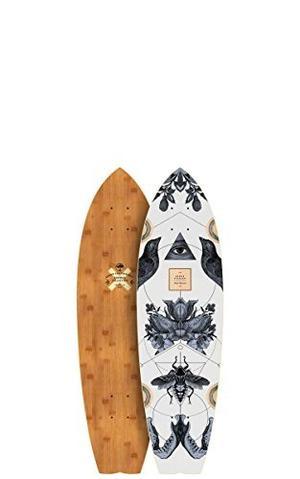 Skateboard Arbor Sizzler Bambú Serie Cubierta, 31