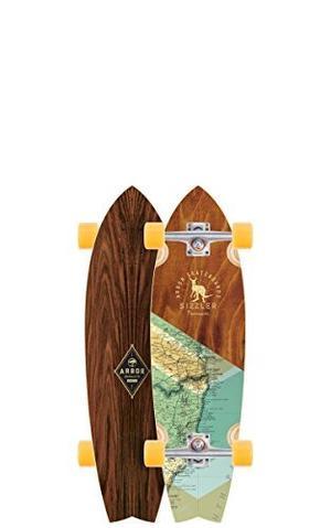 Skateboard Arbor Sizzler Premium Completa Skate Board