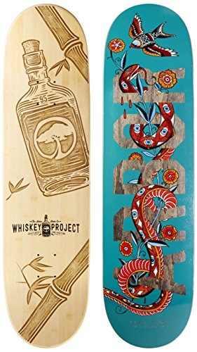Skateboard Arbor Whisky Equipo Cubierta Del Longboard