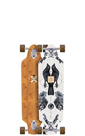Skateboard Arbor Zeppelin Bambú Serie Completa Patineta,