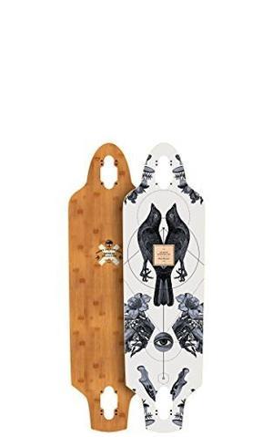 Skateboard Cubierta Eje Zeppelin Bambú Serie 32