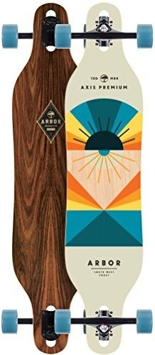 Skateboard Eje Eje Premium  Completa Longboard