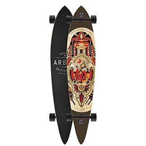 Skateboard Eje Longboard Completo Atemporal Pin Oferta 953