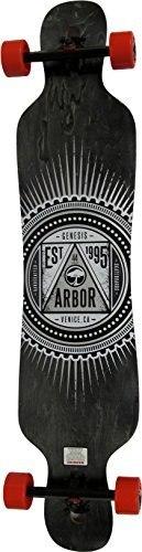 Skateboard Patín Completo Arbor  Génesis 44