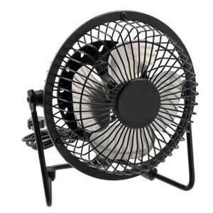 Ventilador Usb Portátil 20cm Metálico Ajustable /