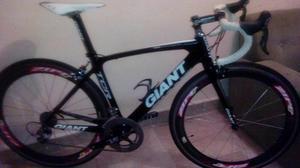 bicicleta giant tcr composite full carbon