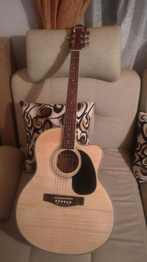 guitarra boss electroacustica,totalmente nuevas con
