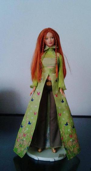 Barbie Pelirroja De Colección Original Mattel