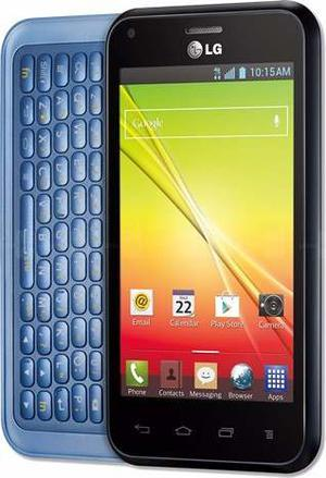 Lg Optimus F3q Qwerty!, 4g Lte, 3.5g H+, Android