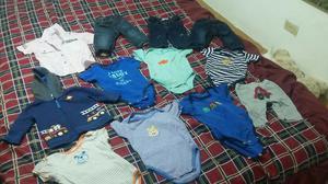 Lote Ropa Bebe Niño 6 a 12 Meses