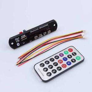 Módulo Reproductor Mp3 Usb/micro Sd Bluetooth, Radio Fm,