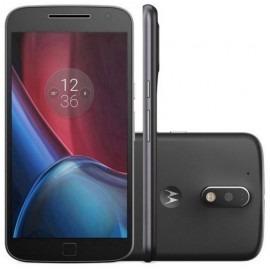 Motorola Xt-ss Moto G4 Plus Lte Single Sim-32gb Black
