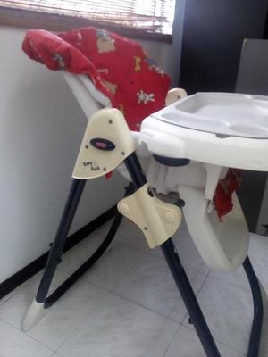 Silla comedor Fisher Price