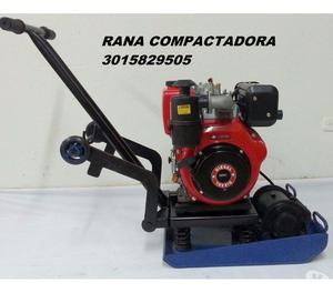 VENTA DE RANA COMPACTADORA CON MOTOR