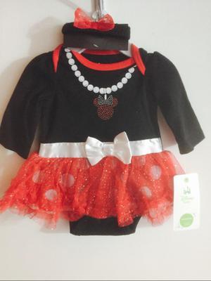 Vestido de Minnie Mouse