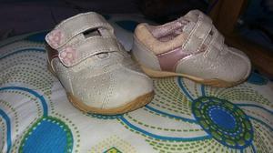 Zapatos Bebe Niña Talla 2 Marca Circo
