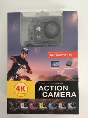 Action Camera Sumergible Eken H9 Original 4k Ultra Hd Hero