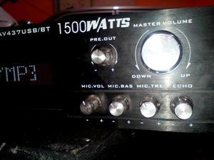 Amplificador Spain Bluetooth Y Memoria