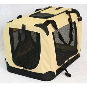Casa Para Perro La Suavidad Portable Pet Carrier O Cajón W1