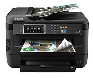Epson Workforce Wf Inalámbrica A Color Impresora Todo-en-un