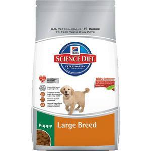 Hills Puppy Large Breed (cachorros Razas Grandes) X 30lb
