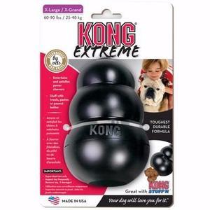 Juguete Perros Kong Extreme Xl Negro (gigante)
