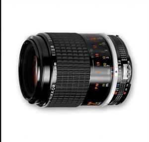 Lente Nikon Macro Negociable