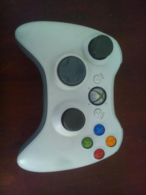 Mando Xbox 360 con Adaptador para Pc