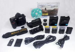 Nikon D600 Full Frame 24 Megapixel Fulhd