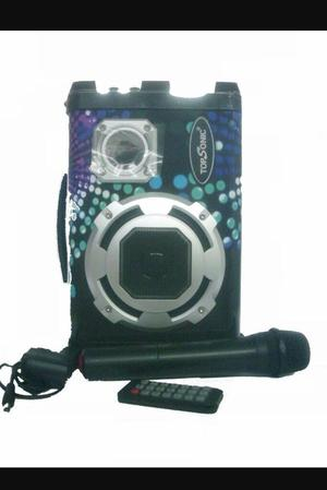 Parlante Recargable Topsonic Bluetooth